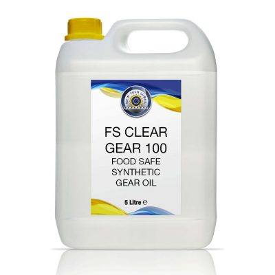 FS Clear Gear 100 Food Safe Gear Oil